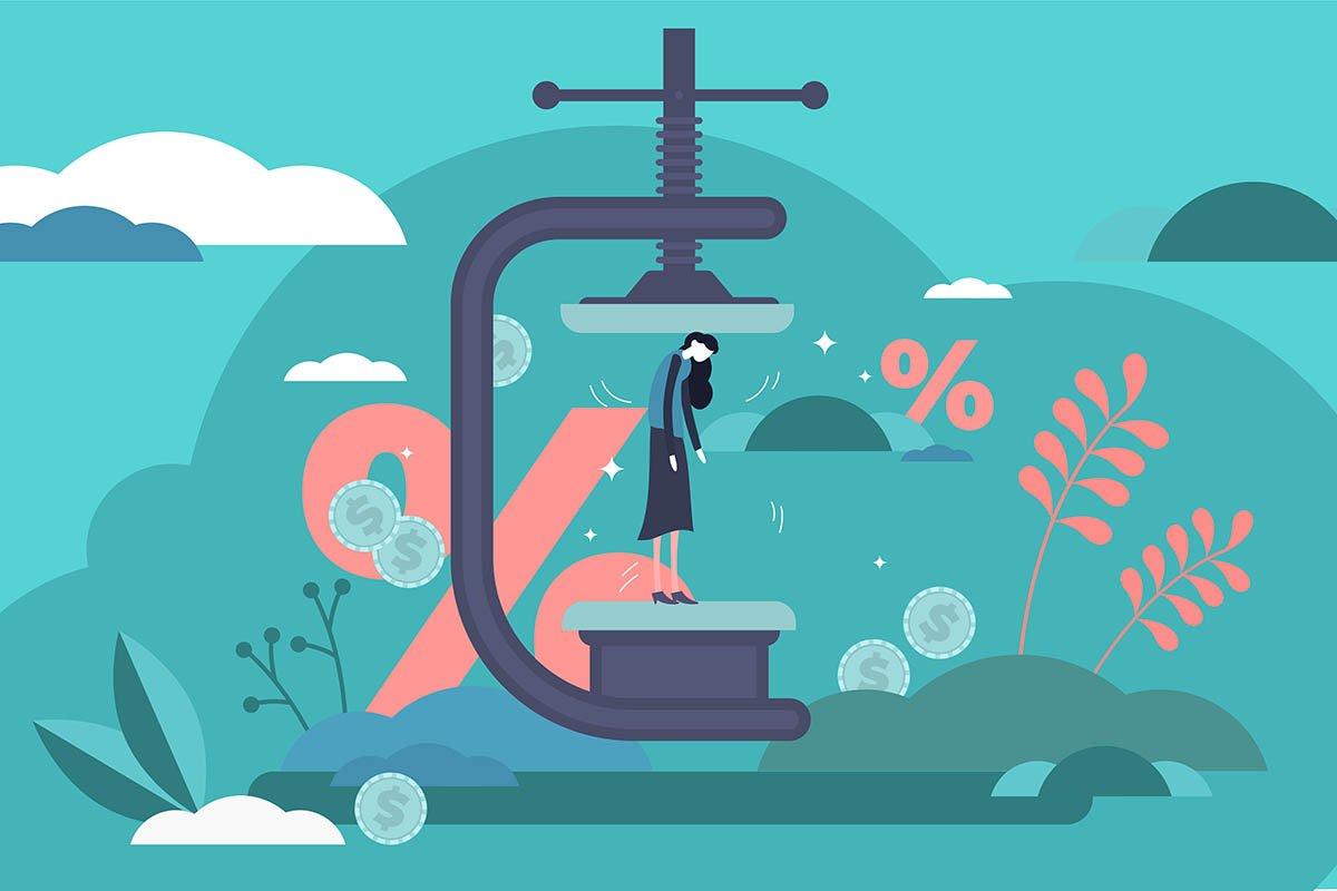 Stress in Produktivität umwandeln